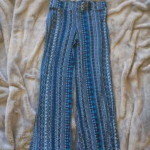 Stretchy pants